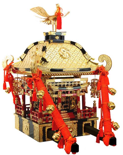 神輿「平安」12号・16号・18号