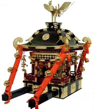 神輿「八坂」21号・24号・30号