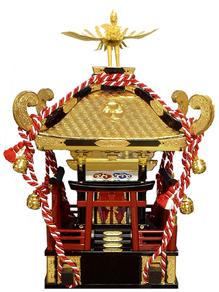 神輿(みこし)「住吉」21号・24号