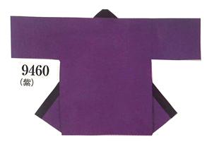 無地袢天(紫)